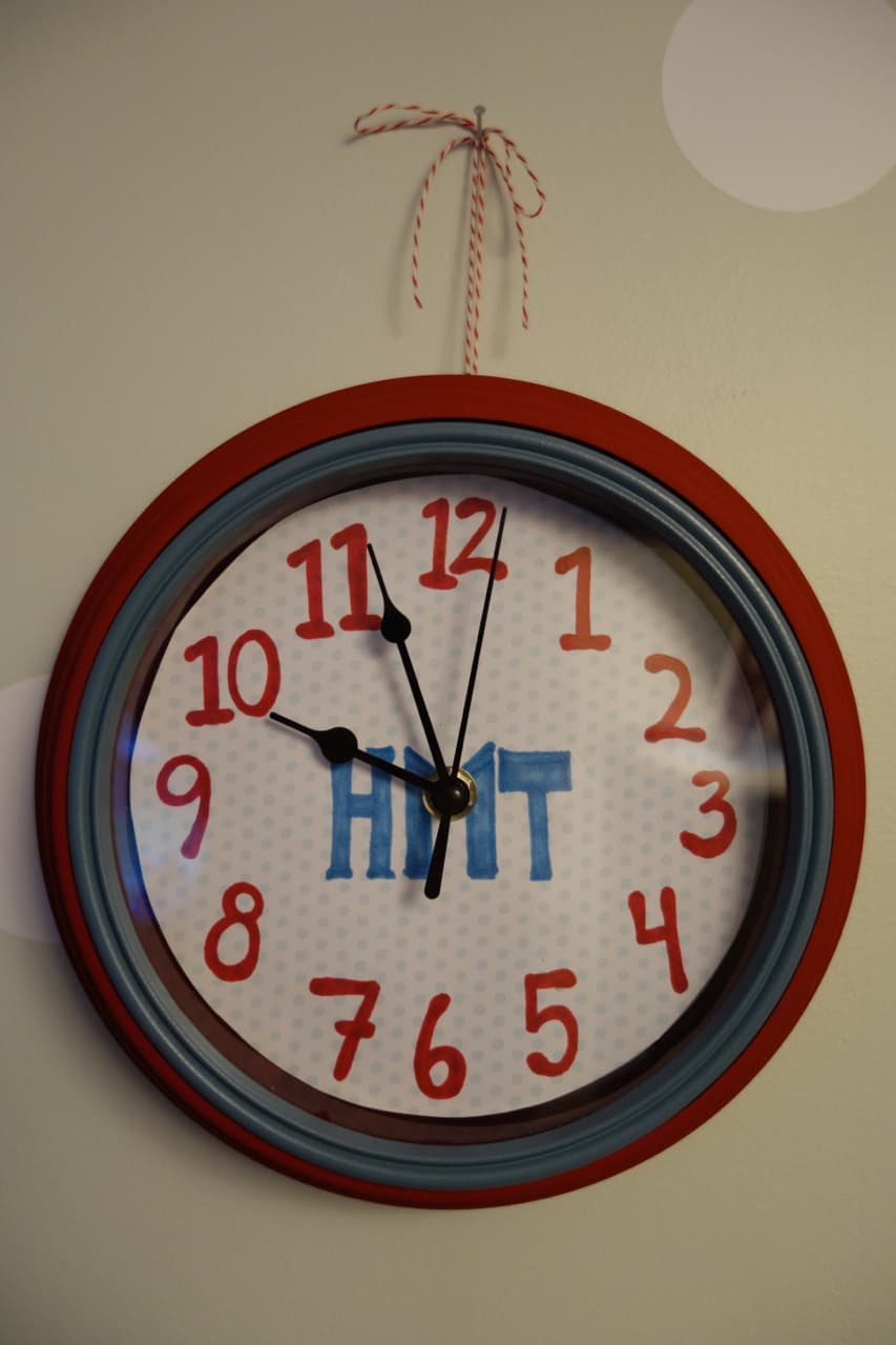 Make a custom clock!