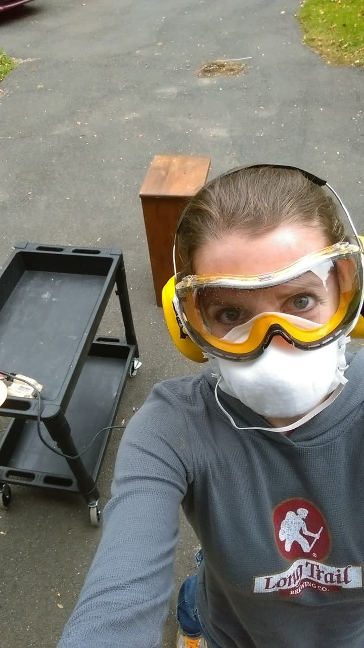 Sanding Safety